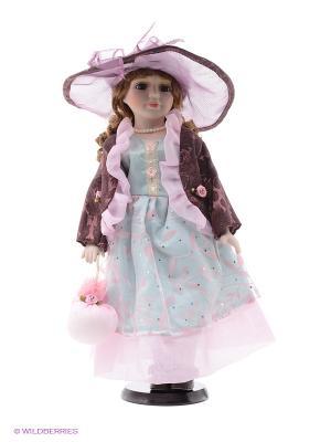 Кукла фарфор. Соня 16 дюймов Angel Collection. Цвет: белый