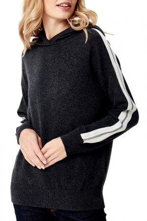 Пуловер MANODE. Цвет: dark grey