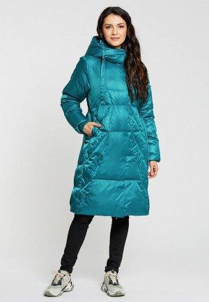 Куртка утепленная Dimma. Цвет: бирюзовый
