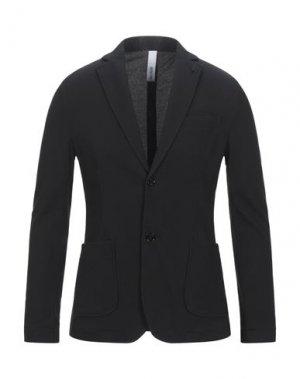 Пиджак DISTRETTO 12. Цвет: черный