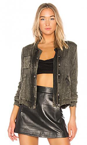 Рабочая куртка heirloom Chaser. Цвет: зеленый