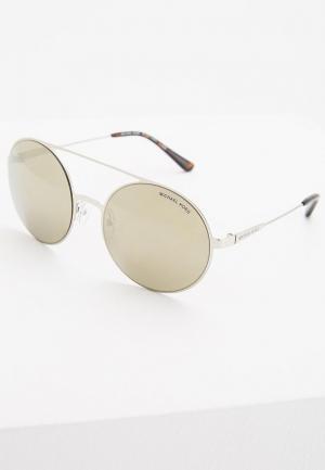 Очки солнцезащитные Michael Kors MK1027 10016G. Цвет: серый