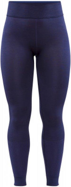 Термобелье низ женское Fuseknit Comfort, размер 40-42 Craft. Цвет: синий