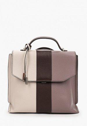 Рюкзак Eleganzza. Цвет: коричневый