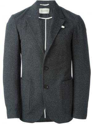 Пиджак obald Oliver Spencer. Цвет: серый