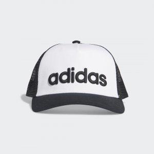 Бейсболка H90 Linear Performance adidas. Цвет: черный