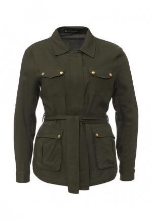 Куртка Sela. Цвет: хаки