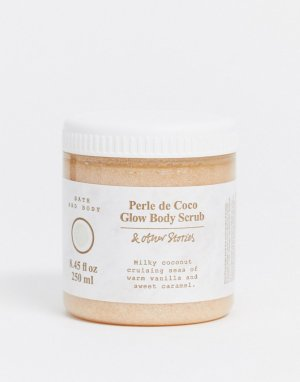 Скраб для тела (glow perle de coco)-Бесцветный & Other Stories