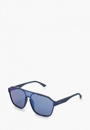Очки солнцезащитные Police 497-9NQB. Цвет: синий