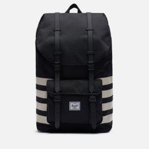 Рюкзак Little America Herschel Supply Co.. Цвет: чёрный