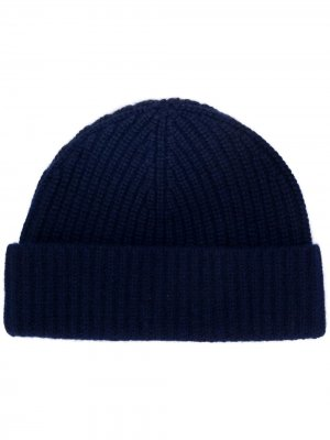 Трикотажная шапка бини Aspesi