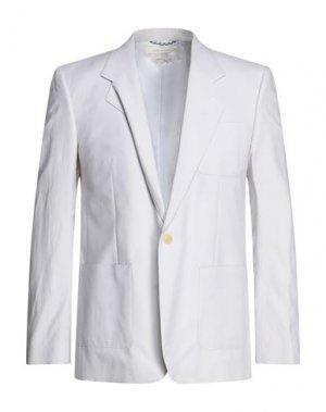 Пиджак MARC JACOBS. Цвет: светло-серый