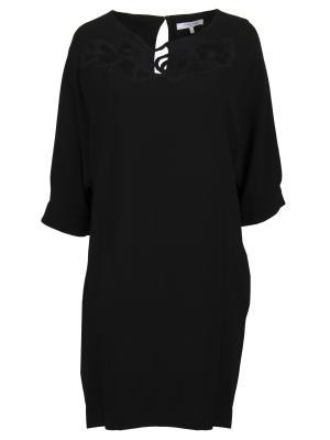 Однотонное платье GERARD DAREL