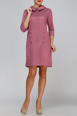 Платье FIFI LAKRES. Цвет: фуксия