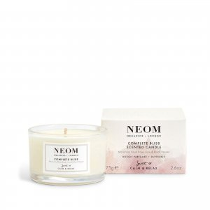 NEOM Organics Complete Travel Scented Candle Bliss