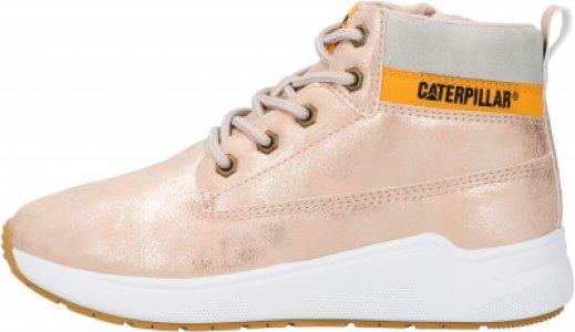 Ботинки для девочек Colmax, размер 34 Caterpillar. Цвет: розовый