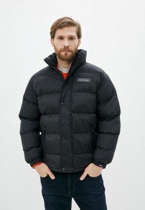 Куртка утепленная Napapijri TAMMIKUU. Цвет: черный