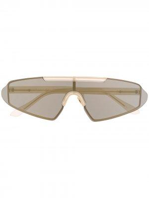 Солнцезащитные очки Bornt Acne Studios. Цвет: нейтральные цвета