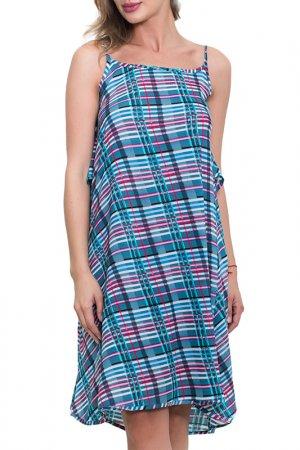 Платье Catherines Catherine's. Цвет: бирюзовый
