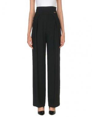 Повседневные брюки BETTY BLUE. Цвет: черный