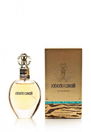 Парфюмерная вода Roberto Cavalli Woman 50 мл. Цвет: белый