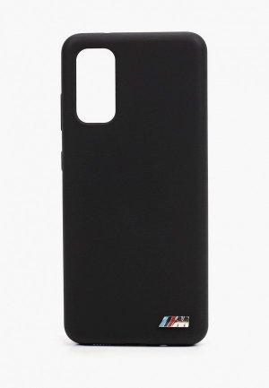 Чехол для телефона BMW Galaxy S20. Цвет: черный