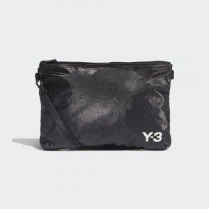Сумка Y-3 Sacoche by adidas. Цвет: черный