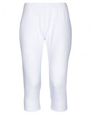 Легинсы EAN 13. Цвет: белый