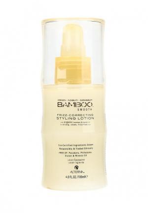 Лосьон для волос Alterna Bamboo Smooth Frizz-Correcting Styling Lotion, Полирующий укладки, 100 мл