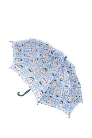 Зонт Zemsa. Цвет: голубой
