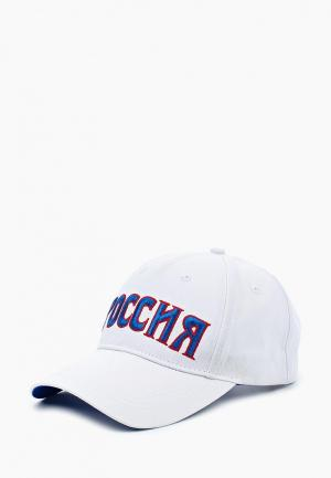 Бейсболка Umbro RUSSIA CAP. Цвет: белый