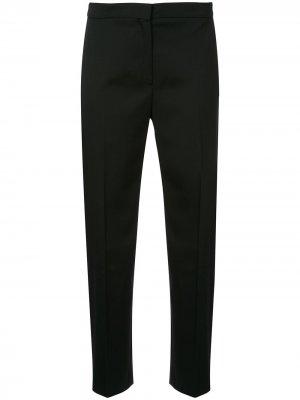 Укороченные брюки Carolina Herrera. Цвет: черный