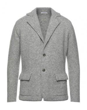 Пиджак KANGRA CASHMERE. Цвет: светло-серый
