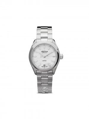 Наручные часы Comtesse 34 мм Alpina. Цвет: white