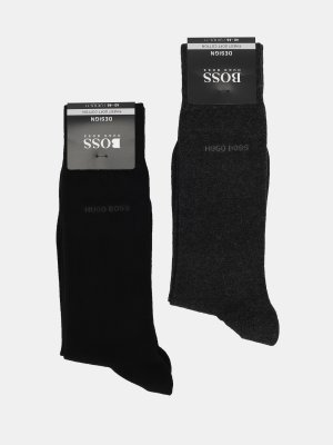 Носки Gift Uni (4 шт) BOSS. Цвет: multikolor