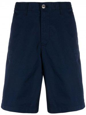 Джинсовые шорты Michael Kors. Цвет: синий