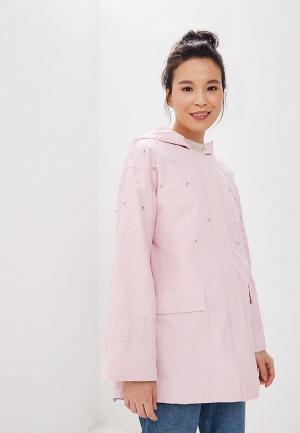 Парка Baon. Цвет: розовый