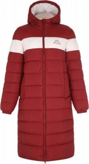 Куртка утепленная женская , размер 42-44 Kappa. Цвет: красный