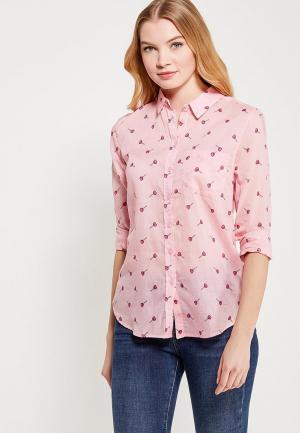 Рубашка Befree BE031EWADNH0. Цвет: розовый
