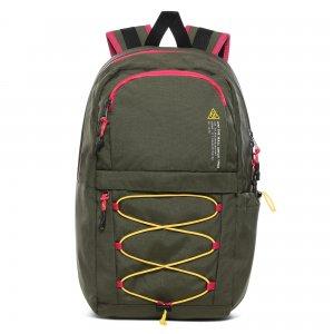 Рюкзак 66 Supply VANS. Цвет: зеленый