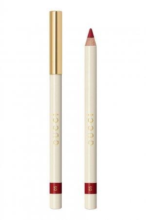 Crayon Contour des Lèvres – Карандаш для губ 5 Rubis Gucci Beauty. Цвет: красный