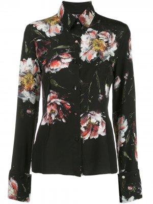 Рубашка Bettie Altuzarra. Цвет: черный