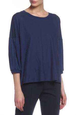 Блуза SEVENTY. Цвет: мультицвет