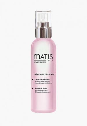 Средство для снятия макияжа Matis Нежное успокаивающее, 200 мл. Цвет: прозрачный