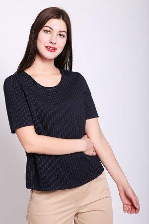 Пуловер Basler. Цвет: синий