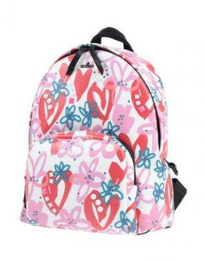 Рюкзаки и сумки на пояс HOGAN. Цвет: белый
