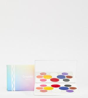 Набор пигментов для губ -Многоцветный Crayola