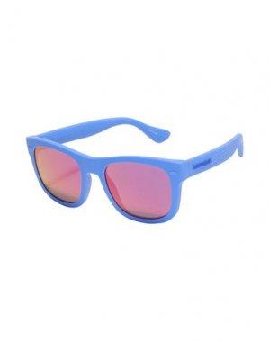 Солнечные очки HAVAIANAS. Цвет: лазурный
