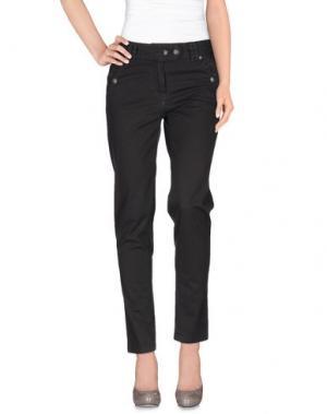 Повседневные брюки DEPT. Цвет: свинцово-серый