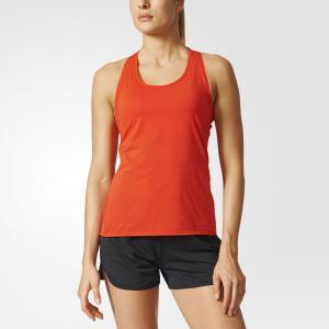Майка Climachill Performance adidas. Цвет: красный
